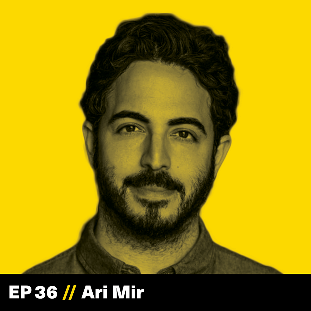 Ari MIr, Clutter, The Founder Hour, Podcast, Interview