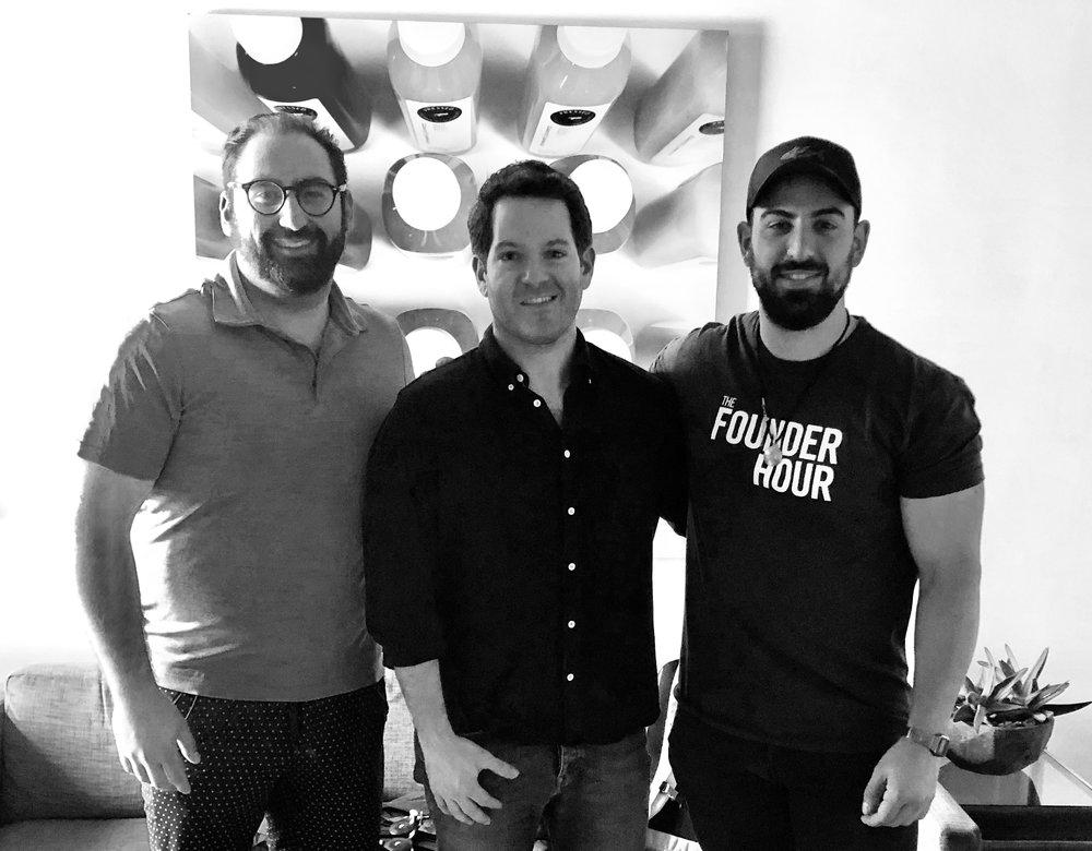 Hayden Slater, Pressed Juicery, The Founder Hour, Podcast