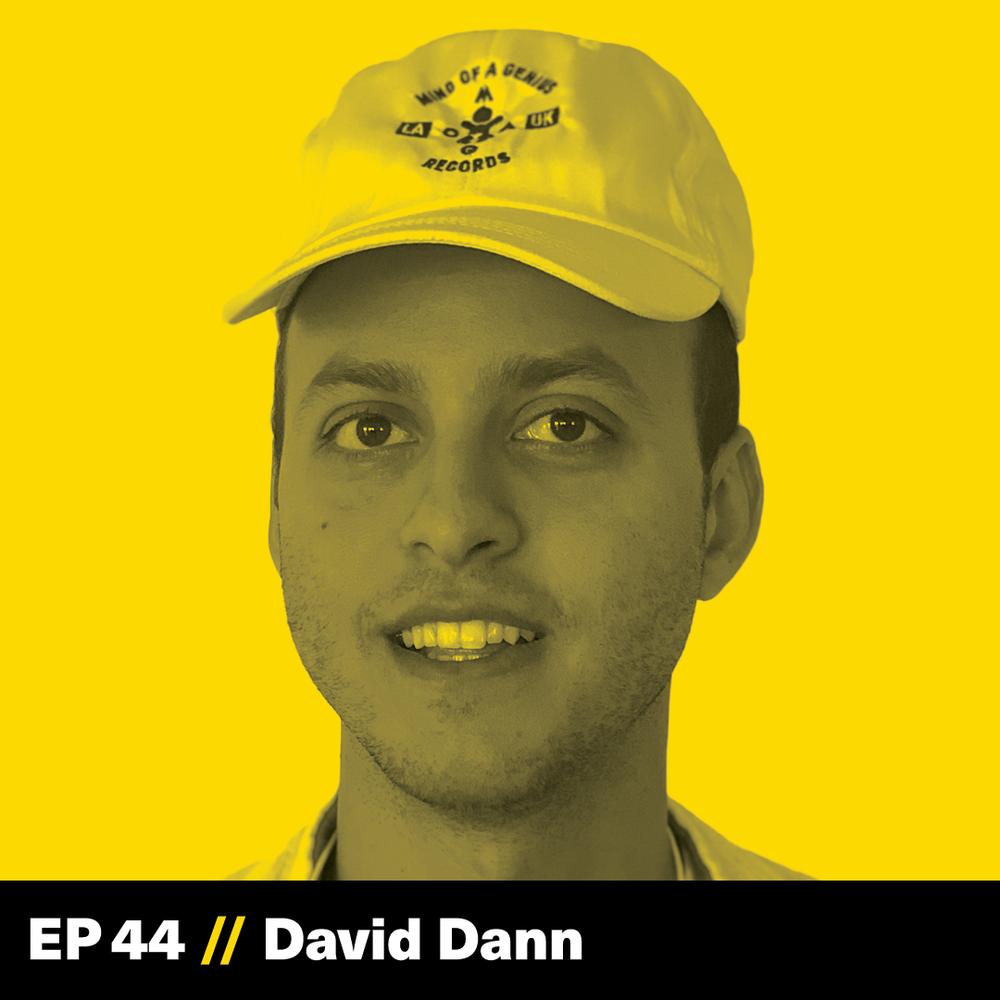David Dann, Mind of a Genius Records
