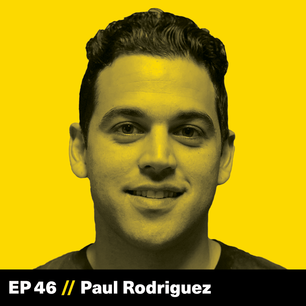Paul Rodriguez, Primitive, P-Rod, The Founder Hour