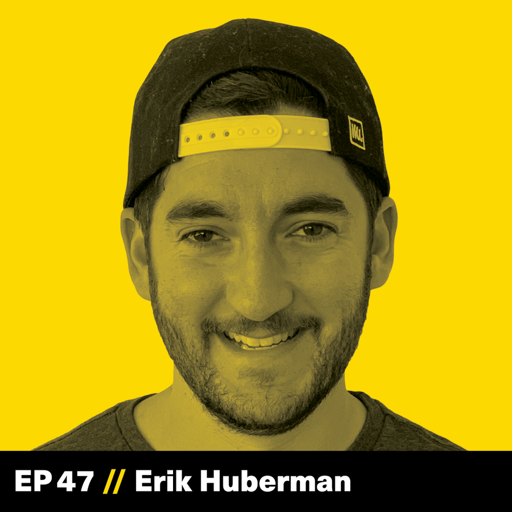 Erik Huberman, Hawke Media, The Founder Hour, Podcast