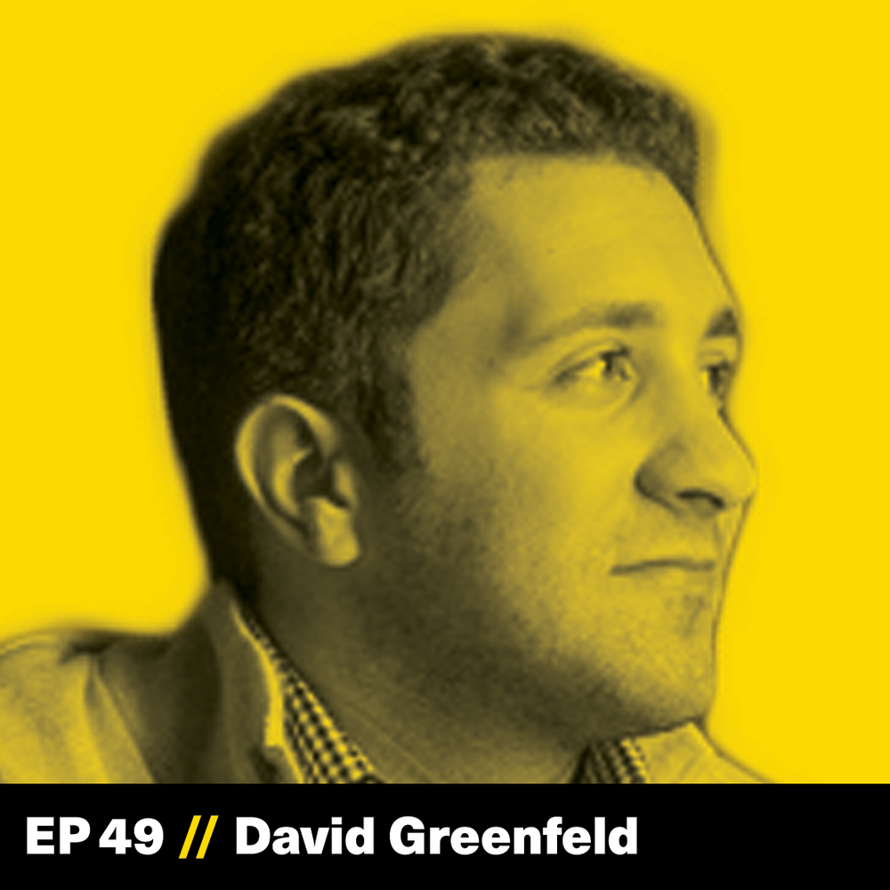 David Greenfeld, Dream Pops, The Founder Hour, Podcast