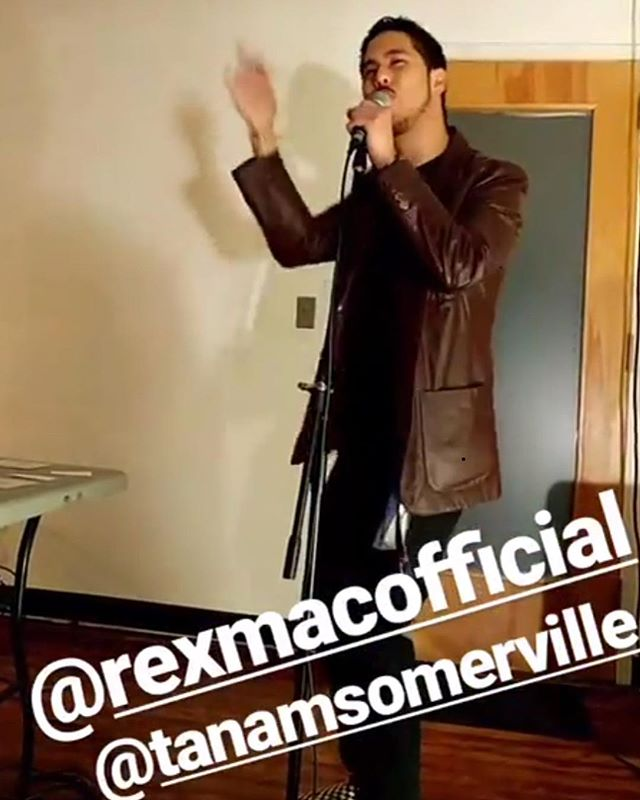 One for the books — each course was a response to the five songs @rexmacofficial shared with our guests last night. Thanks to @juspogi1 for capturing the event on his story. #tanamsomerville #filam #boston