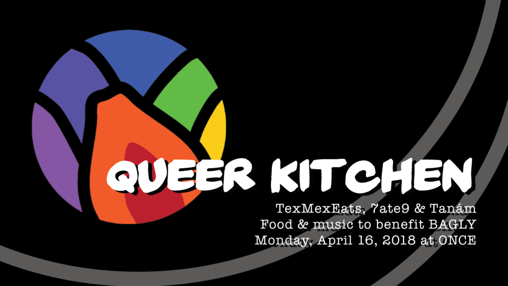 Good food and good music from queer creators. - Purchase your ticket ahead of time here.