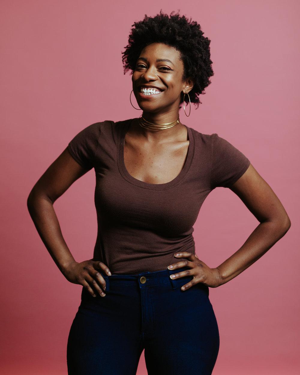Kyisha Davenport, photo courtesy of Ally Schmaling