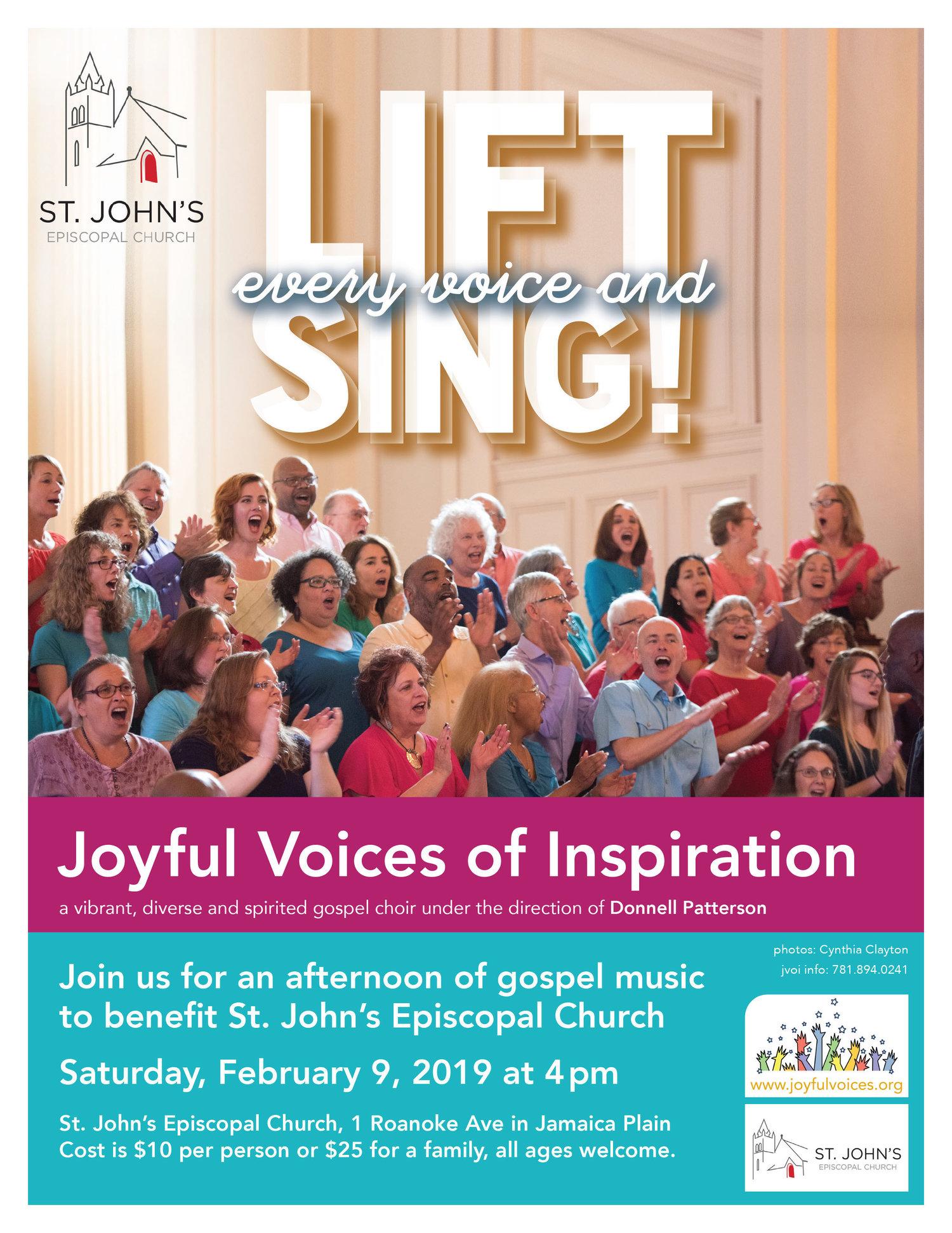 joyful voices