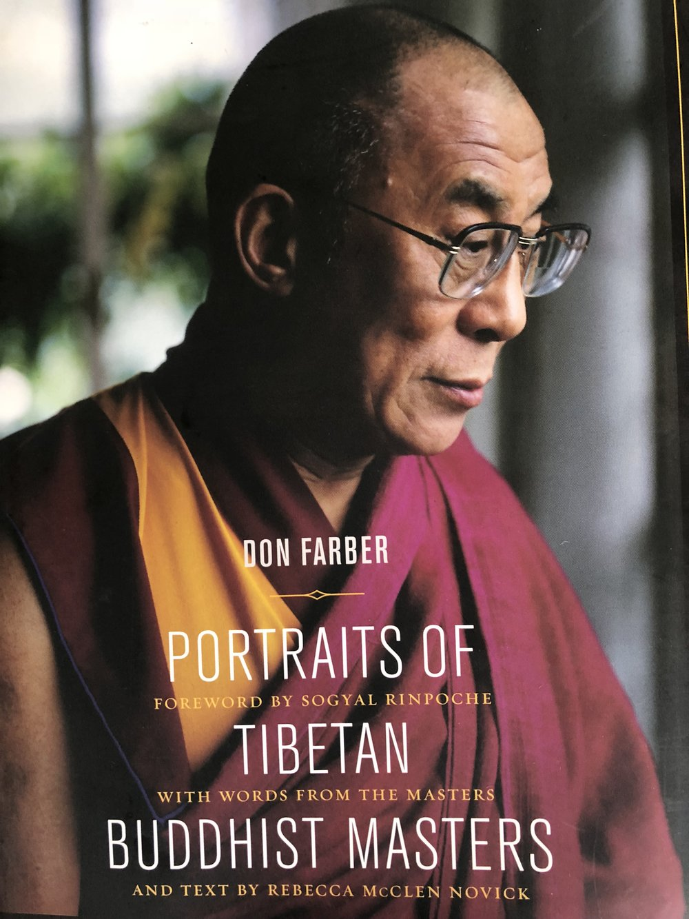 Portraits of Tibetan Buddhist Masters by Don Farber