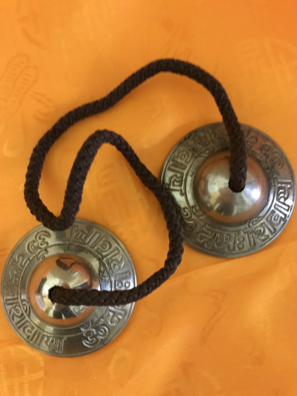 Tingsha cymbals