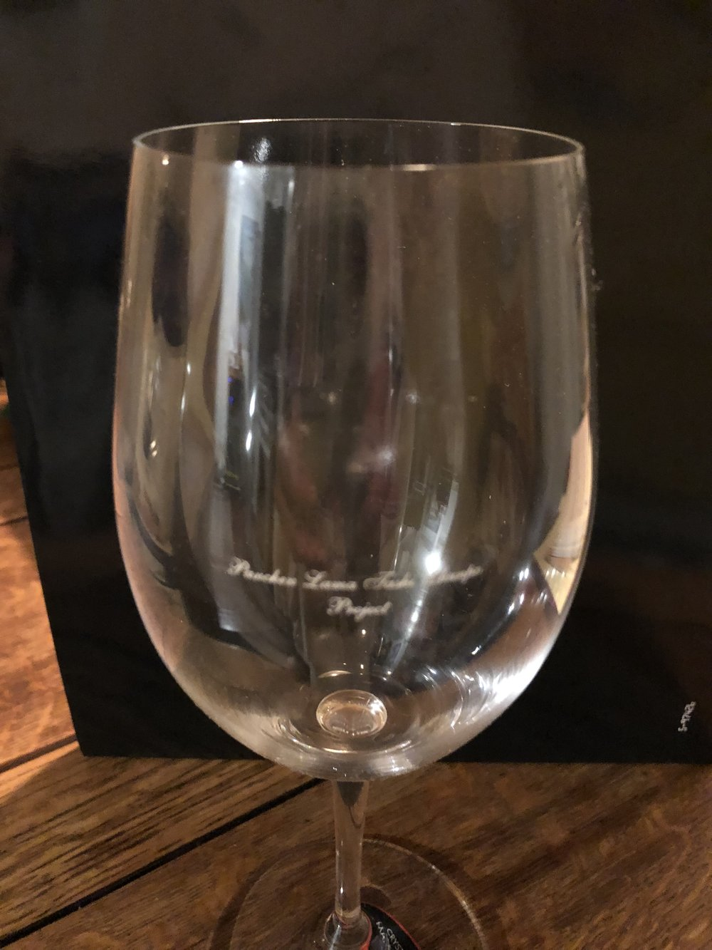 PLTLP wine glasses