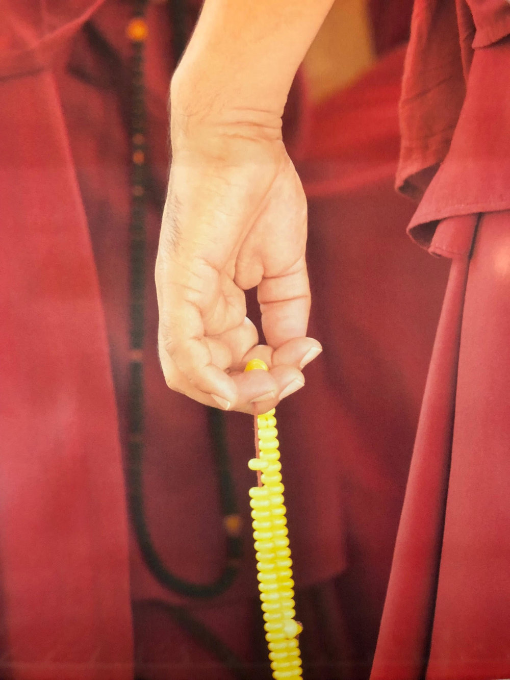 179-Legault-photo of monk with yellow beads.jpg