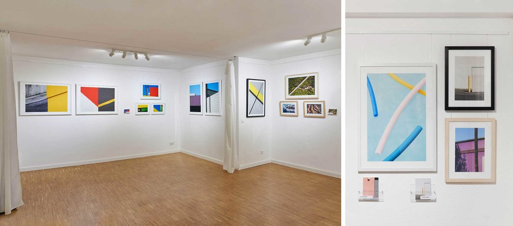 François Aubret | MNML exhibition at Galerie Minimal Berlin