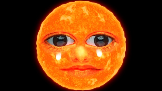 Agnieszka Polska,  What the Sun has Seen  HD animation, 7' (2017)