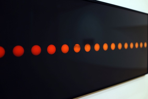 Jenny-Marie Johnsen,  Venus in Solar Transit, 2012