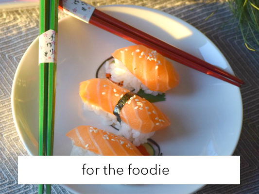 Nom nom: DIY sushi rolls for that foodie always looking for the next best thing