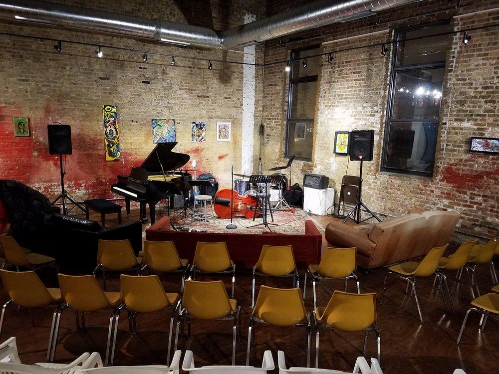 Chicago Performance Space via Peerspace