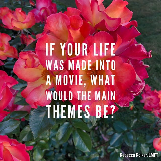 If your life was made into a movie, what would the main themes be? Would it be a romance, comedy, horror, adventure, etc.? #questionoftheday 👩🏻💭