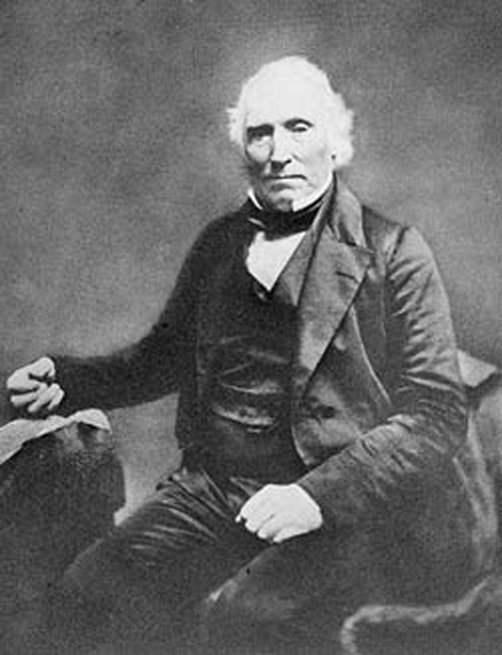 Alexander Berry - 1781-1873