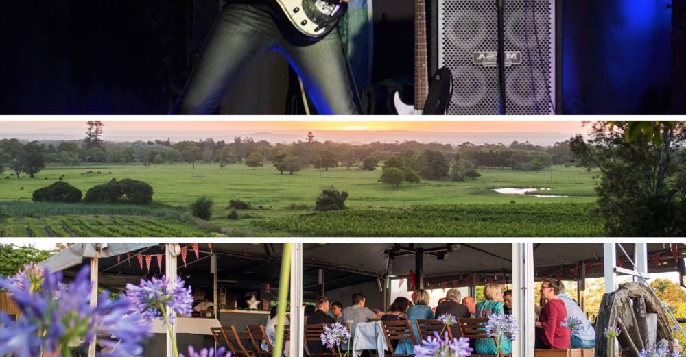 Live Music Saturday's - Coolangatta Estate Wine GardenEvery Saturday 12-3:30pmFree Entry