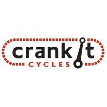 Crank it cycles logo
