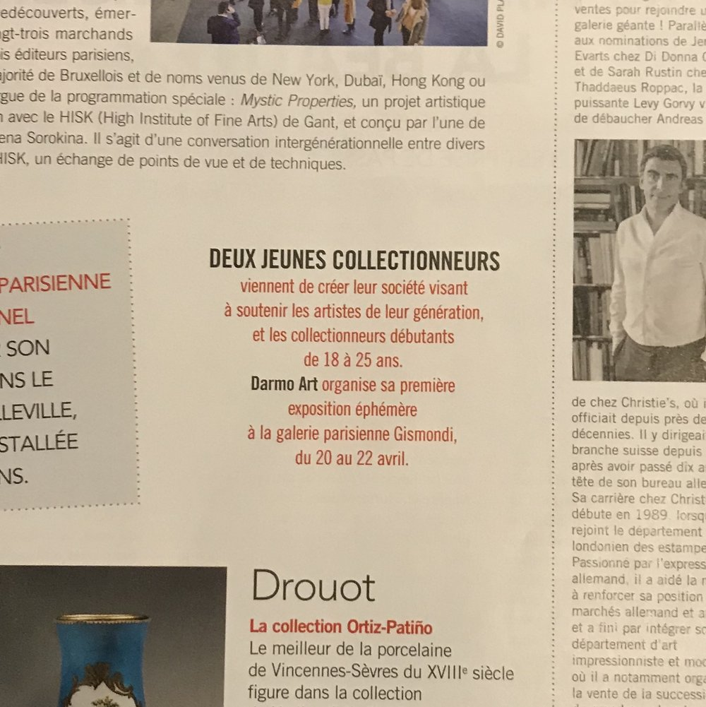 La Gazette de Drouot