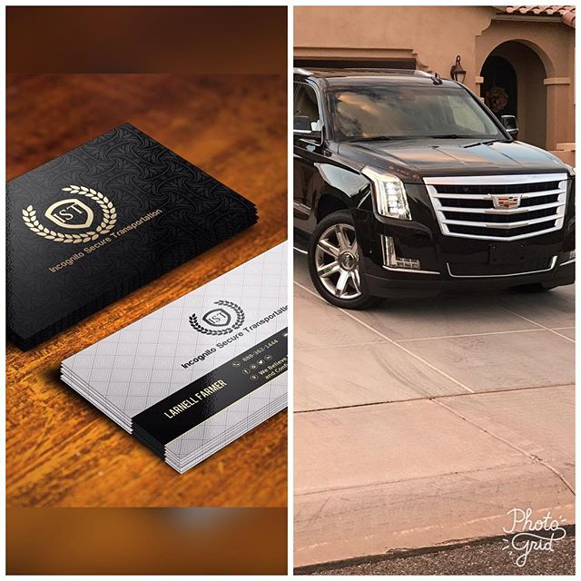 Incognito Secure Transportation is at your service!  Contact us for your transportation needs: weddings, night out on the town, airport service, executive transportation, all of your limousine transportation needs!!! Call: 888-362-1444 Email: lfarmer@incognitost.com Website: www.incognitost.com . . . #security #smallbusiness #entrepreneur #blackownedbusiness #securetransportation #armedsecurity #chauffeur #successdriven #luxurysuv #growyourbusiness #corporateevents