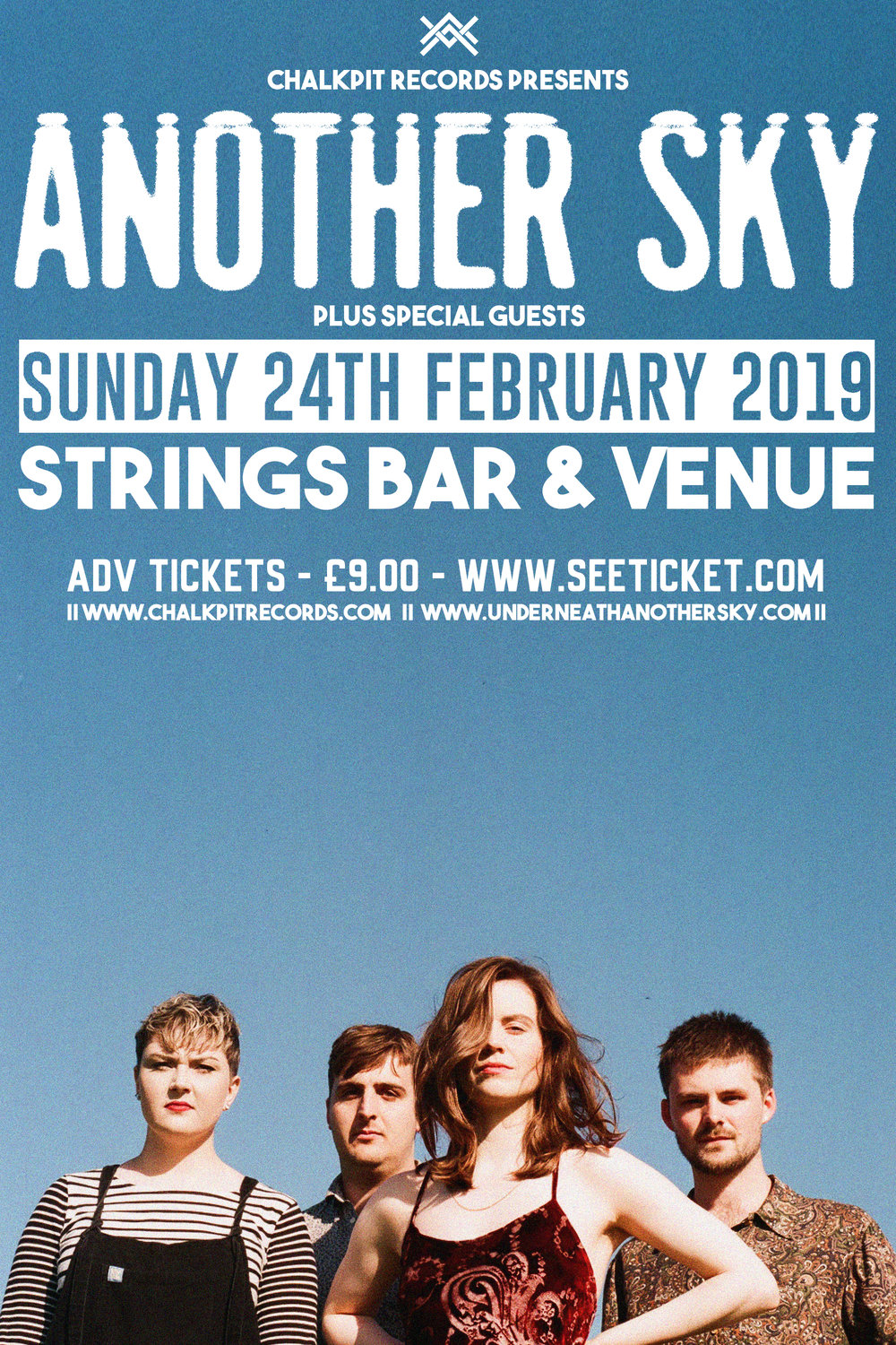 Another Sky - Tickets on Sale Now