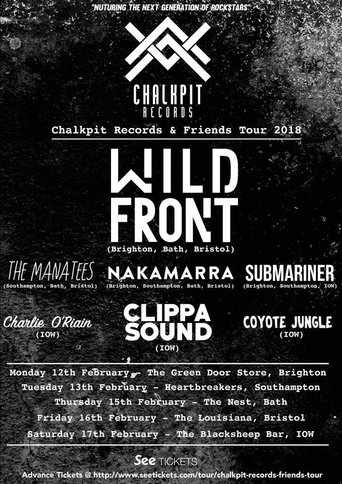 Chalkpit Tour 2018