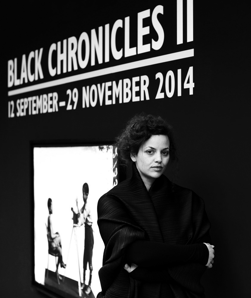 Renee Mussai Portrait Black Chronicles BW.jpg