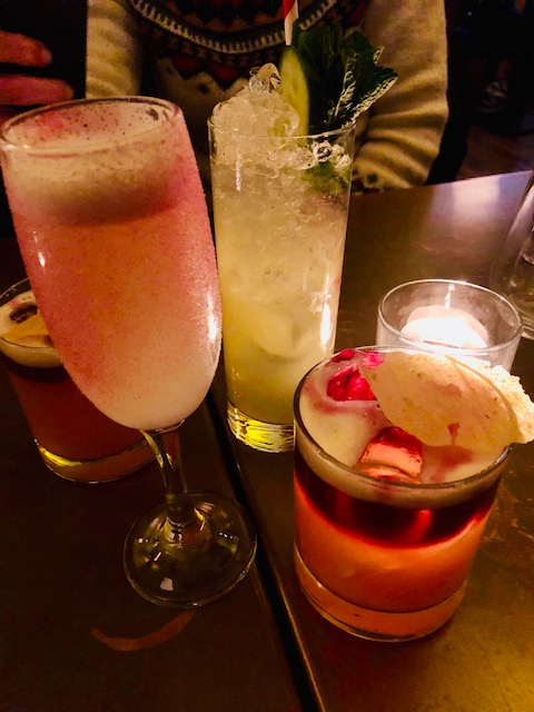 Craft Cocktails at Papillon