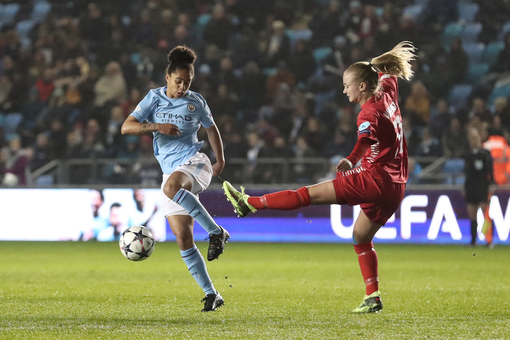 MCWFC v Linkopings 21-03-18 UWCL