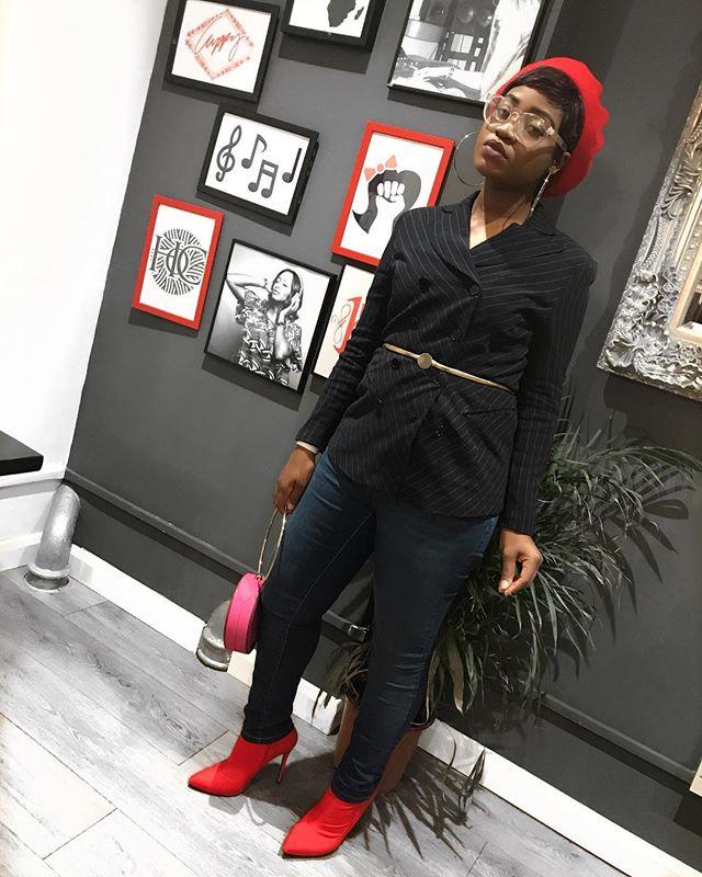 #AboutLastNight . . . . . . . . . @rvmgworld X @djcuppy X @tashaantwi #VienntyStyle #StyleStepping #LondonNights #Style #Stylist #VienntyStore #Vintage #PersonalShopper #PersonalStylist #Blogger #BloggerStyle #OOTN