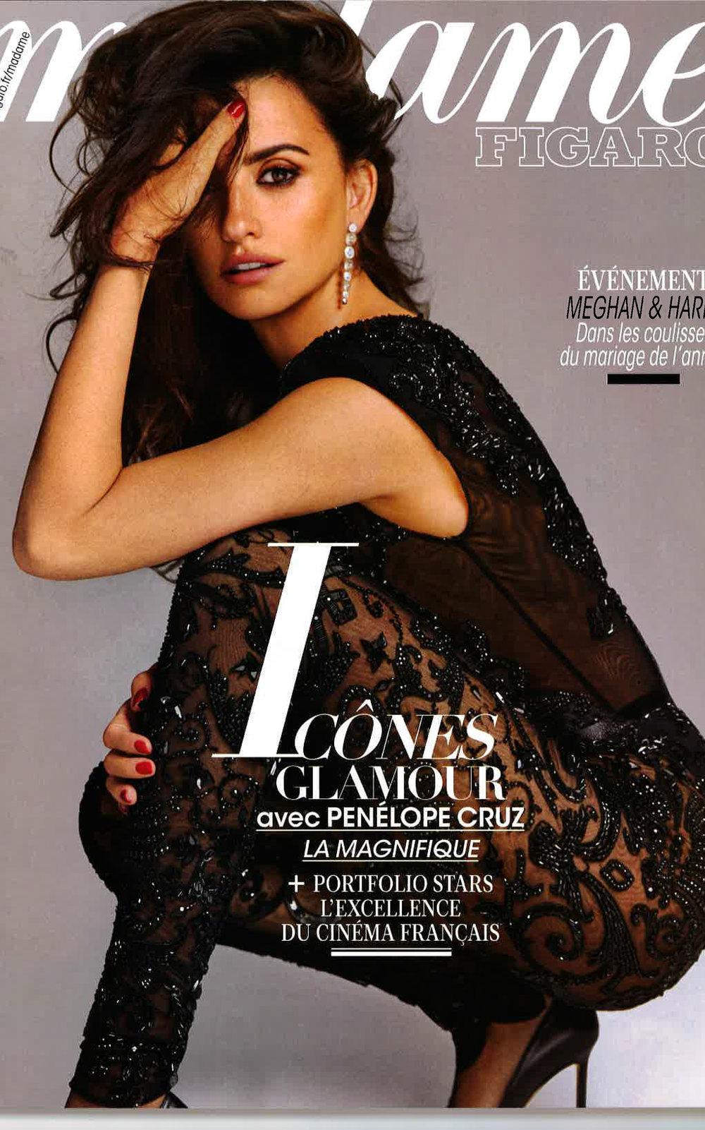 L'étrange<br>Madame Figaro
