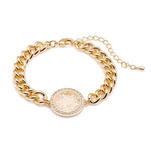 eb04d2888 Medallion Pendant Bracelet (3 Colours) ...