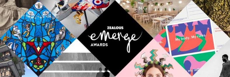 Emerge Zealous - Albany Arts Communications