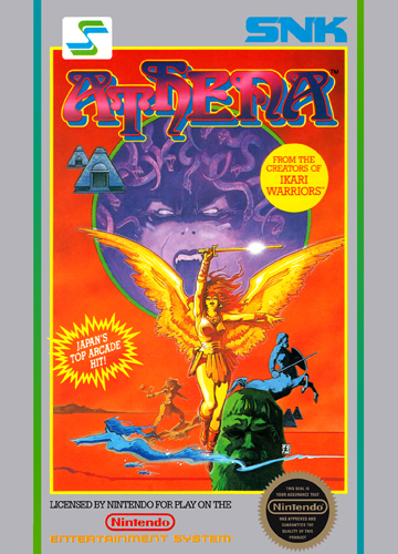Released : 1987   System : NES   Publisher : SNK