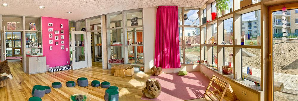Kita Raumgestaltung Christel Van Dieken Waterkant Academy Van Dieken