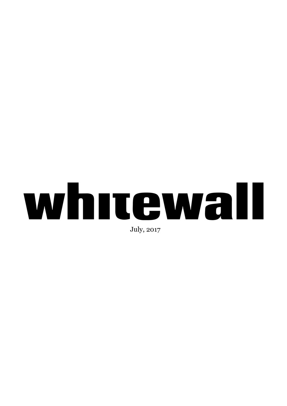 Based Upon_London_Art Design_Press_Whitewall 2017