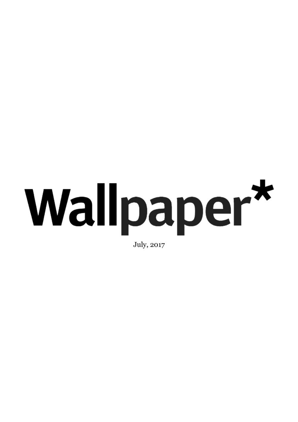 Based Upon_London_Art Design_Press_Wallpaper 2017