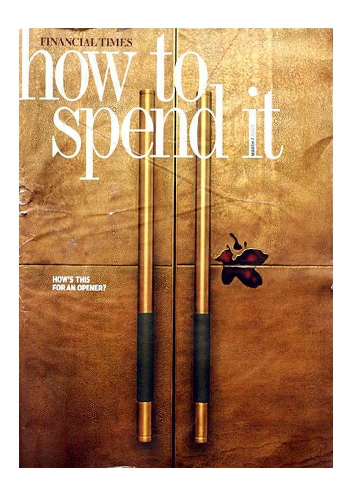 Based Upon_London_Art Design_Press_Financial Times 2009