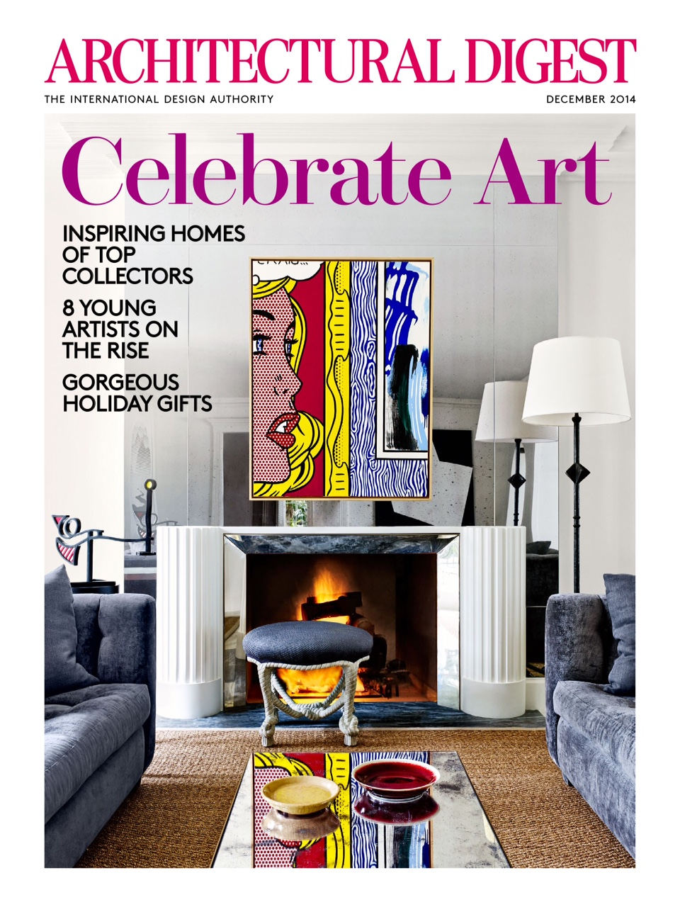 Based Upon_London_Art Design_Press_Architectural Digest 2014