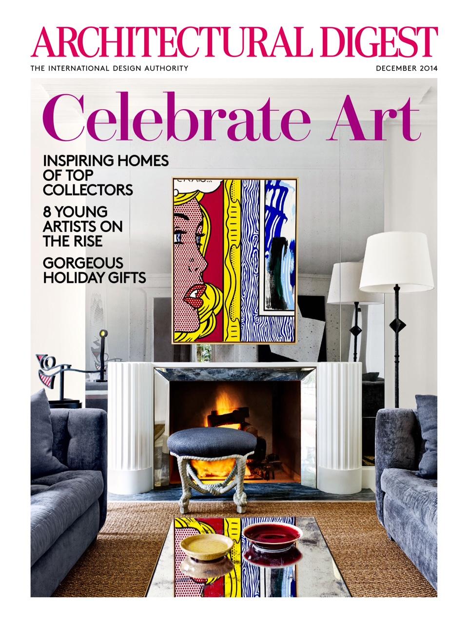 Based Upon_London_Art Design_Press_Architectural Digest 2014