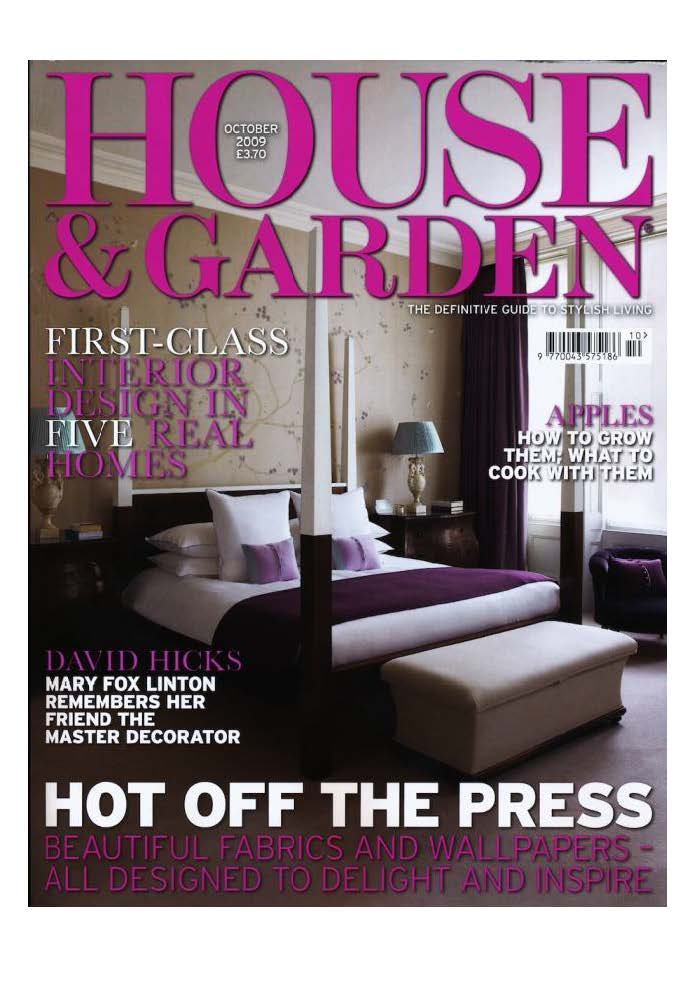 Based Upon_London_Art Design_Press_House and Garden