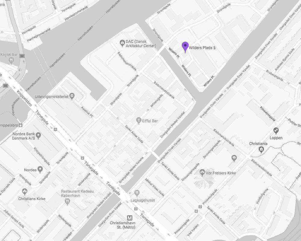 Kadaver - Wilders Plads 51403 København K