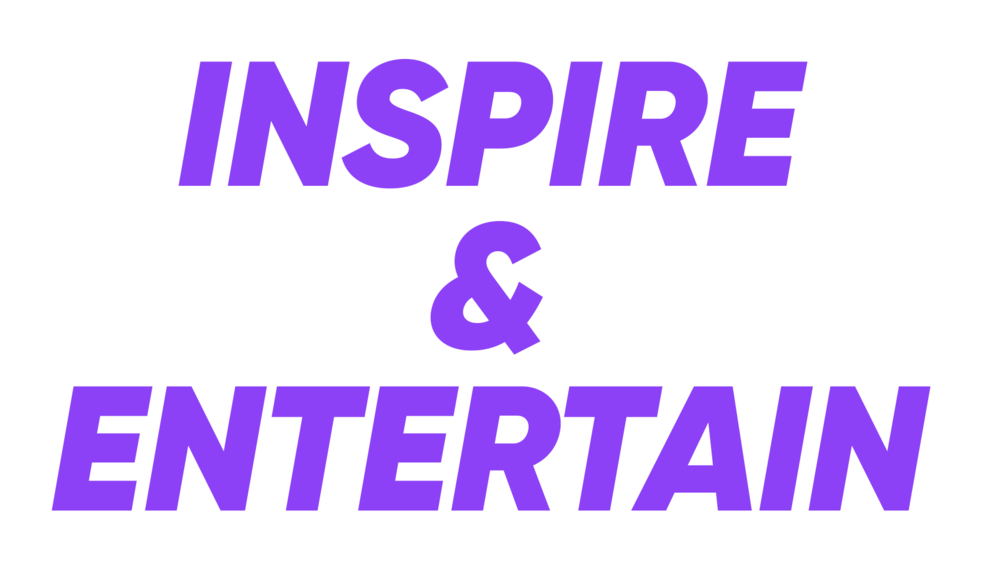 INSPIRE AND ENTERTAIN Om Os.png