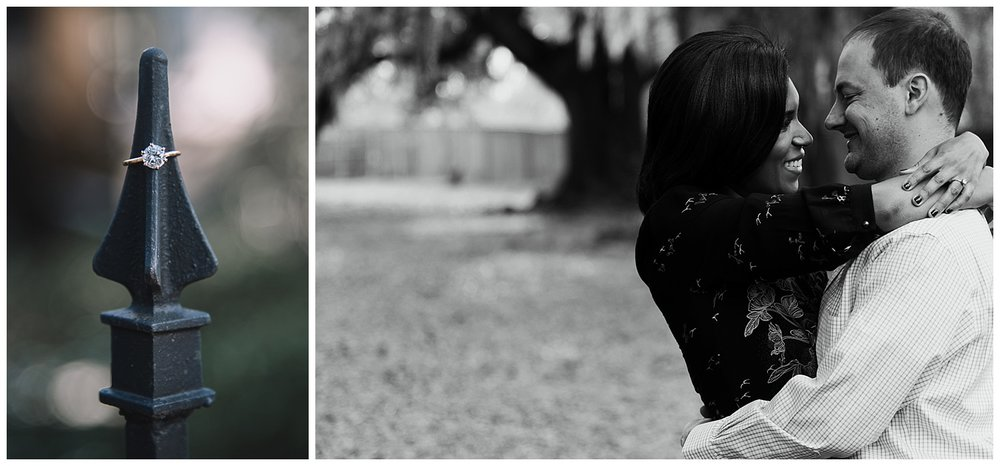 Audobon Park Engagement - New Orleans - Kallistia Photography 2