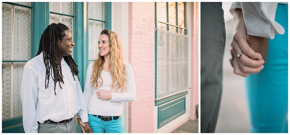 Jenn and TJ Engagement - French Quarter New Orleans - Kallistia Photography_0008.jpg