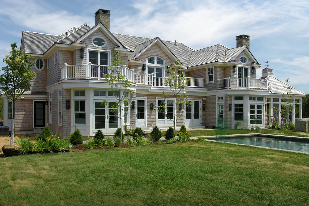 EDGARTOWN CUSTOM HOME