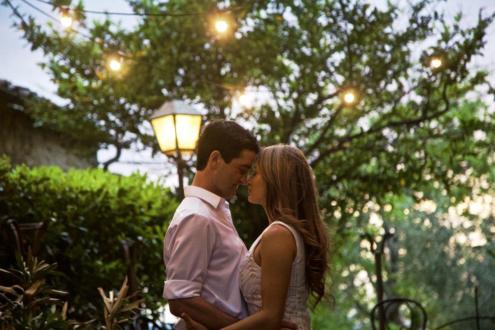 Romantic Destination Wedding Italy Tuscany Newlyweds