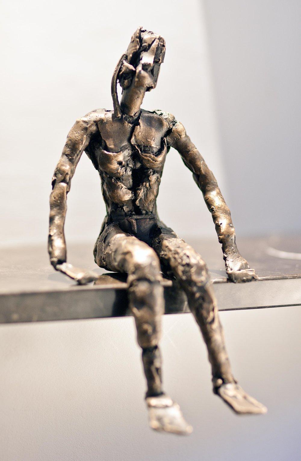 Figure Sitting 1