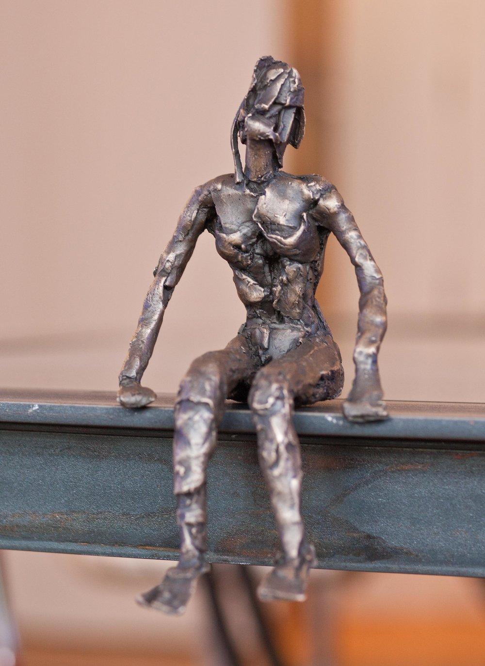 Figure Sitting 2